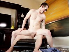 Very tight anal hole gets destroyed by cock